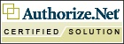 Authorize.Net Certified Solution