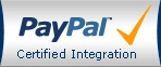 PayPal Certified Integration